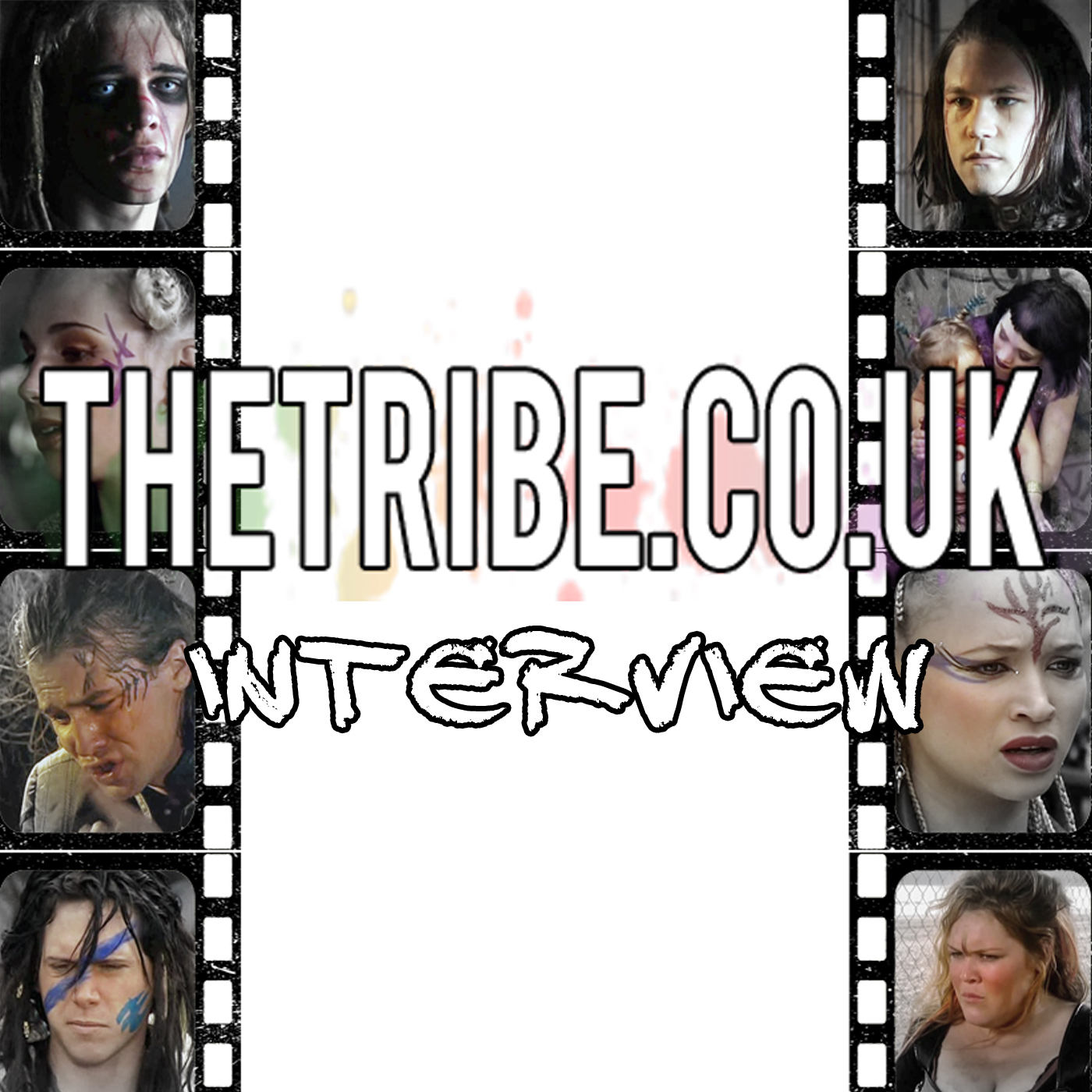 Interviews with The Tribe cast